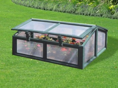 awesome mini serre de jardin en plastique images amazing house design. Black Bedroom Furniture Sets. Home Design Ideas
